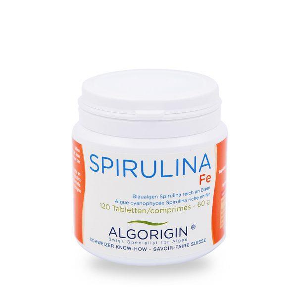 ALGORIGIN_SPIRULINA-FE_120cp