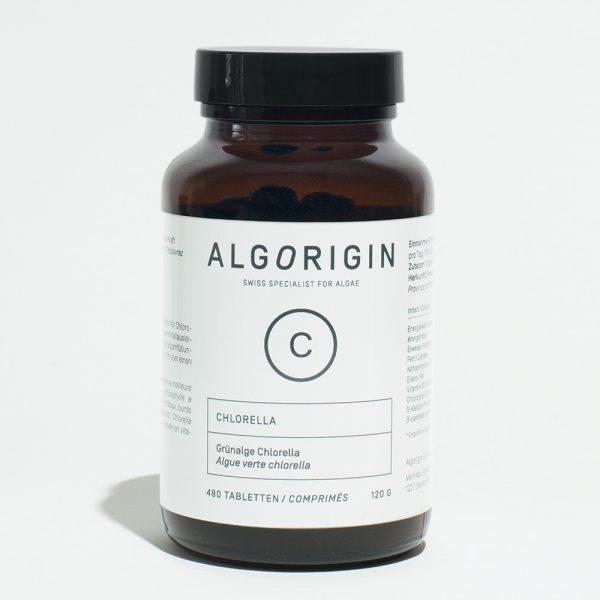 algorigin-chlorella
