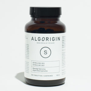 Algorigin Spiruline 240 cp