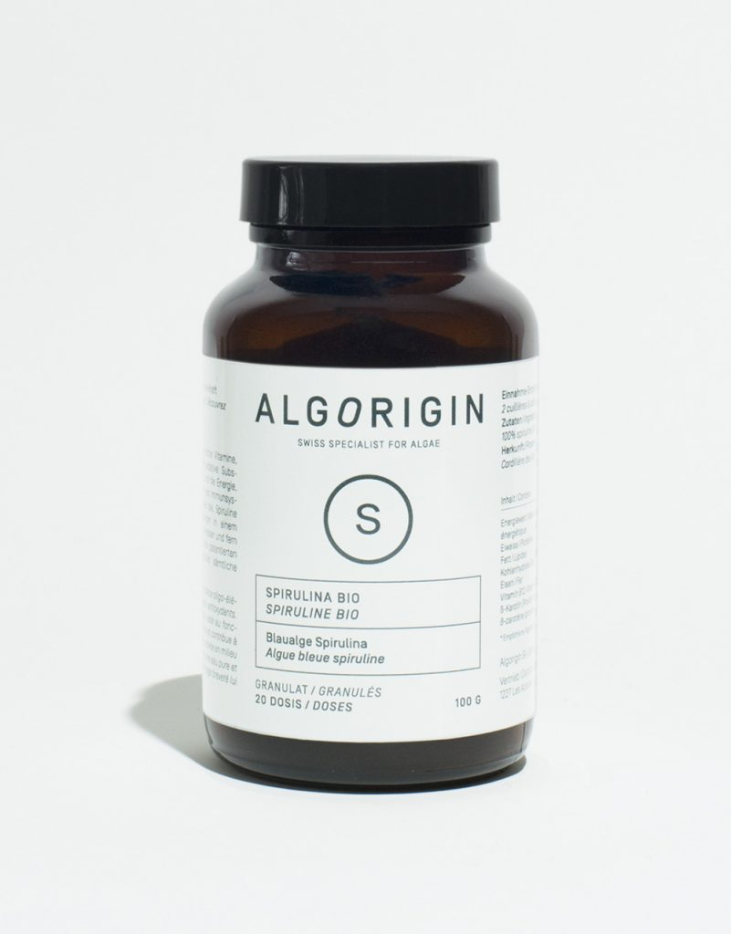 algorigin-spiruline-granules-100g