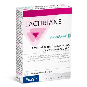 lactibiane Buccodental Pileje