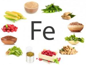 Fer Fe complément alimentaire