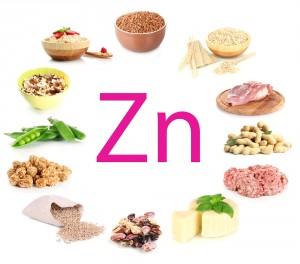 zinc alimentation compléments alimentaires