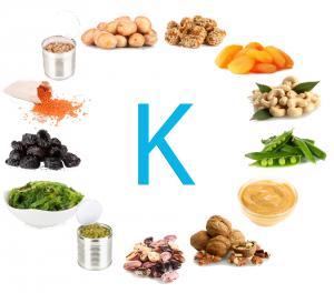 minéral potassium