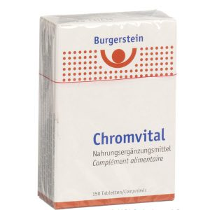 Chromvital Burgerstein