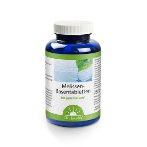 Melissen-Basentabletten - Dr. Jacob's
