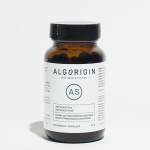 Flacon d'Astaxanthine Algorigin