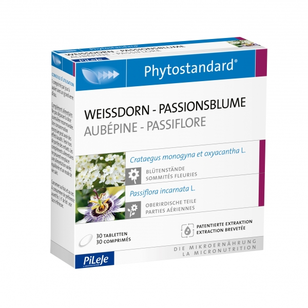 aubepine-passiflore-phytostandard-30cp