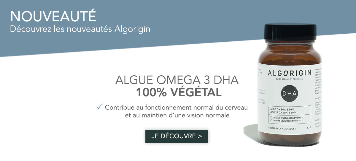 Algorigin Algue DHA Omega 3